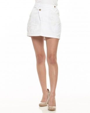 BLANCO スカート FAL WHITEを見る