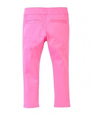 ピンク TODDOLER SLIM PANTSを見る