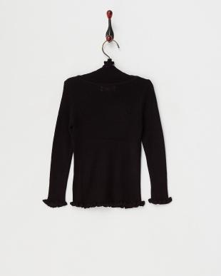 クロ knit high neck sweaterを見る
