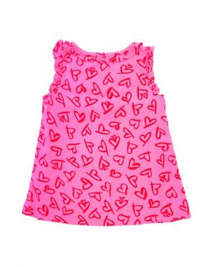 ピンク TODDLERS' HEART NELLIE TOPを見る