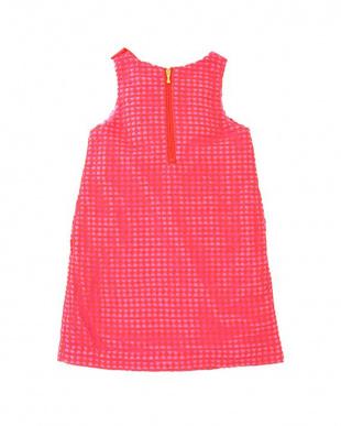 ピンク toddlers' guipure lace dressを見る