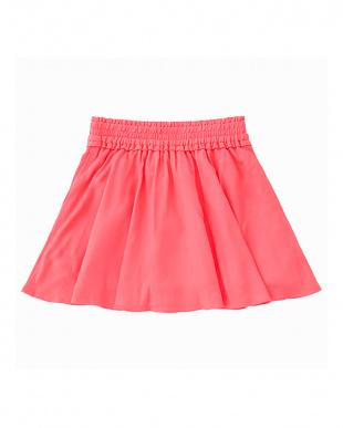 赤 toddlers' smocked skirtを見る