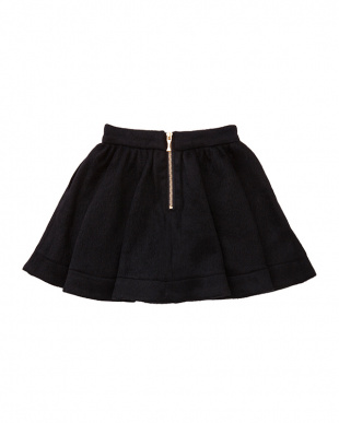 黒 クロ shagy skirtを見る