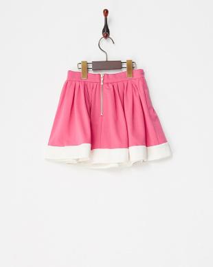 ピンク ponte skirt|KIDSを見る
