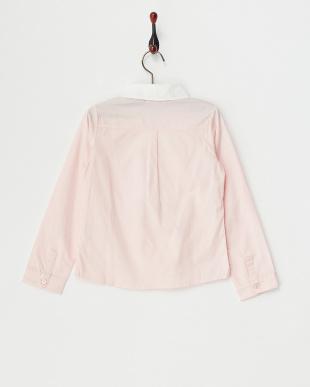 ライトピンク G.リボンシャツを見る