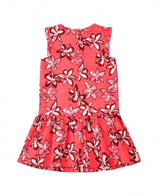 チェリー ピンク チェリーピンク girls' tiger lily dressを見る
