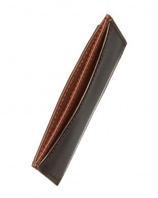 チョコ コードバン カードケース見る