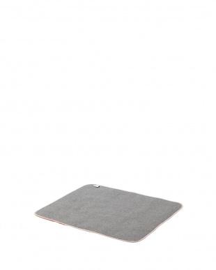 ナチュラルクリーム シャギーラグ 90×120cmを見る