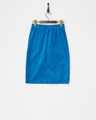 BLUE コーデュロイスカートを見る