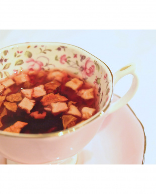 TEA TOTAL FRUIT TEA MANGO MAGIC ORGANIC(缶入り100g)見る