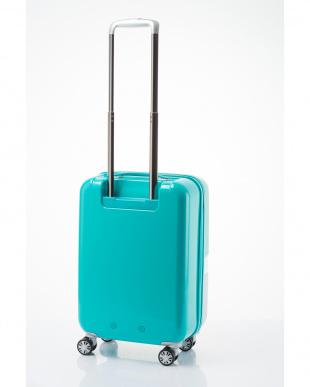 ペパーミントブルー 軽量ジッパースーツケース Sを見る