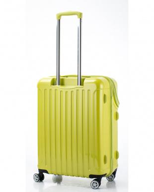 ライムカーボン トップオープンスーツケース Mを見る