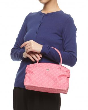 ピンク ソフティ ミニハンドバッグを見る
