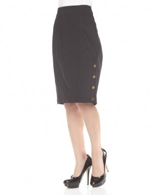 JBLK ブラック MARYNA ストレッチ ペンシルスカート|WOMENを見る