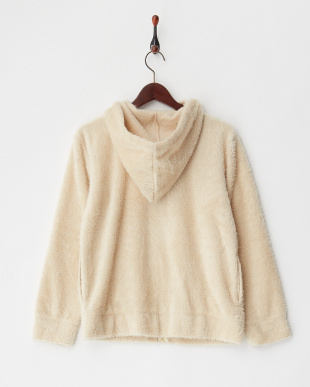 BEL SHAGGY KNIT ZIP HOODYを見る