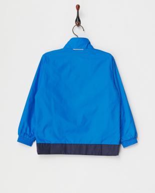 BLUE フロントロゴ ウラトリコット ジャケット見る