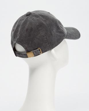 BLACK B:P/DYE 6PNL CAP見る