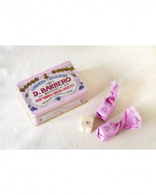 ピンク トリュフチョコレート ローズミニ缶を見る