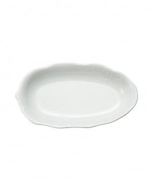 白 一珍花 新カレー皿を見る