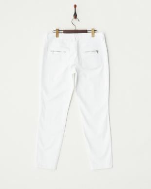 BRIGHT WHITE Five Pocket JEANS見る
