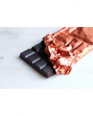 エッフェル塔&ハート ダーク/カカオ72% タブレットチョコレート見る