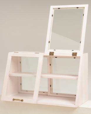 カウンター上ガラスケース 60×25×35cmを見る