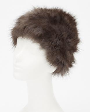 ファーム フォックスヤーン帽子を見る