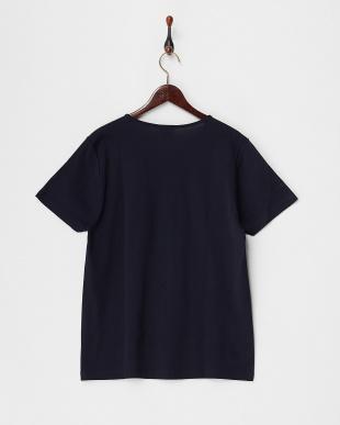 MT05/MARINE LT403 JEAN BP 胸ポケット付きVネックTシャツを見る
