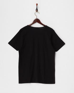 MT02/NOIR LT403 JEAN BP 胸ポケット付きVネックTシャツを見る