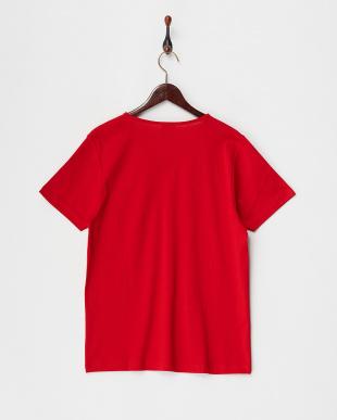 MT06/ROUGE LT403 JEAN BP 胸ポケット付きVネックTシャツを見る