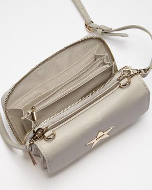 L.Gray スターメタル3WAYお財布ショルダーバッグを見る