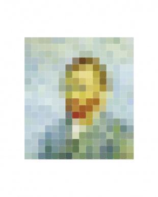 IXXI ウォールピクチャー ピクセル ゴッホ 160×180cm見る