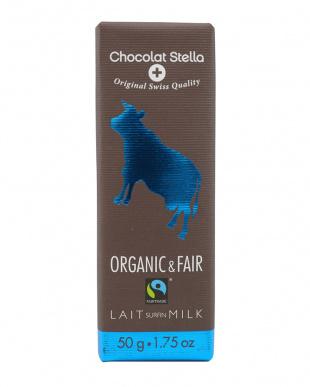 オーガニック ミルクチョコレート 3枚セットを見る