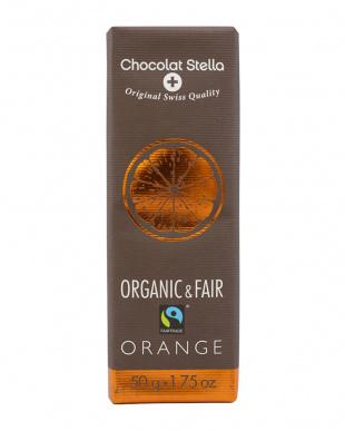 オーガニック ダークオレンジチョコレート 3枚セットを見る