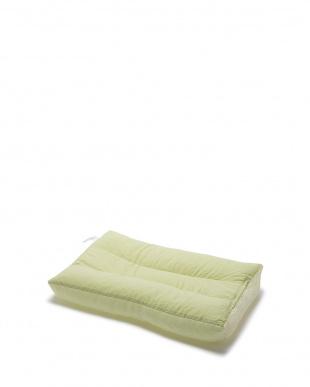 グリーン 首にやさしい枕 ソフトタイプ見る