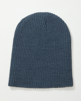 Washed Blue Heather All Day Long Beanie見る