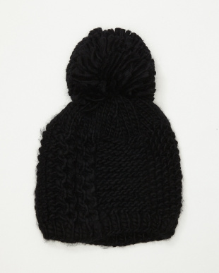 True Black Women's Katie Joe Beanie見る