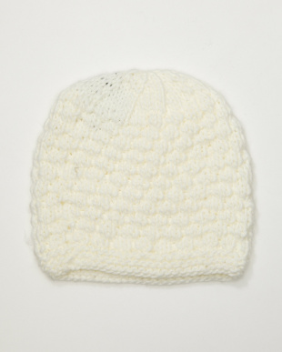 Stout White Women's Big Bertha Beanie見る