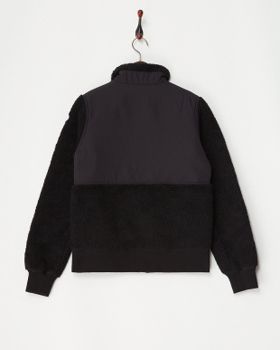 True Black Women's Bolden Full-Zip Fleece見る
