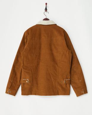 Chestnut Corduroy Cordova Jacket見る