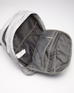 Grey Heather Diamond Ripstop Curbshark Pack 26L見る