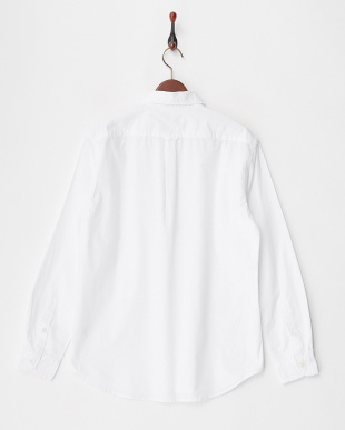 900 ブロードオーバーダイパッチワークシャツ見る