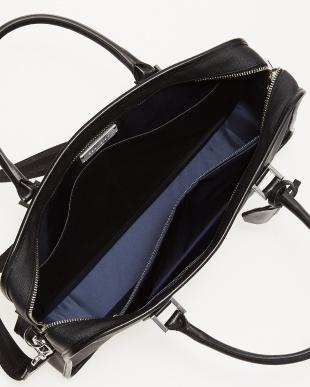 ブラック シングルビジネスバッグを見る