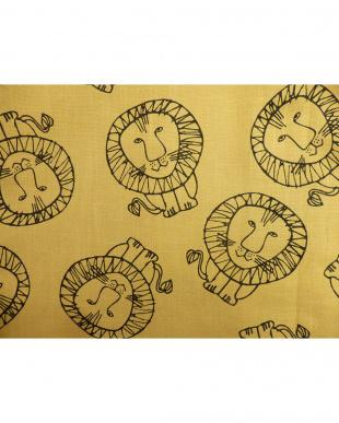 ライオンYE 麻混カーテン 100×135cm 2枚組を見る