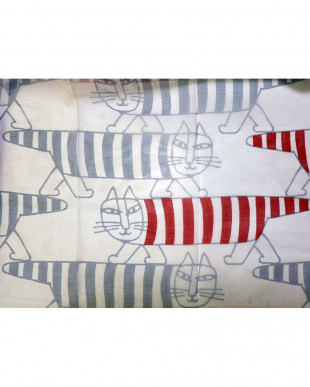 マイキー ボイルレースカーテン 100×133cm 2枚組見る