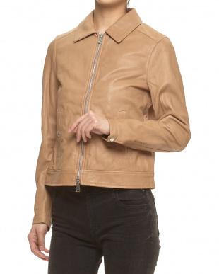 COGNAC 切り替え袖Jacketを見る