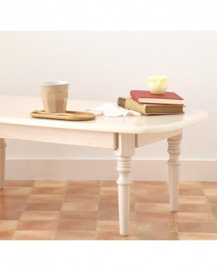 ホワイト ホワイト シュクレテーブルを見る
