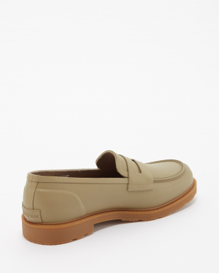 PALE SAND/GUM MENS ORIGINAL PENNY LOAFER見る
