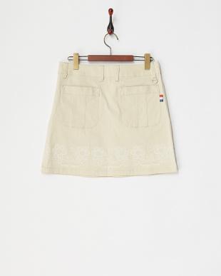 BE レディス フラワーラバーptストレッチスカート UVカットを見る