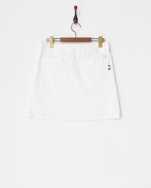 WT レディス フラワーラバーptストレッチスカート UVカットを見る